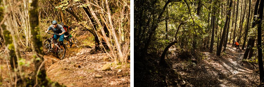 Montage one. Photo courtesy of SRAM Simon Cittati