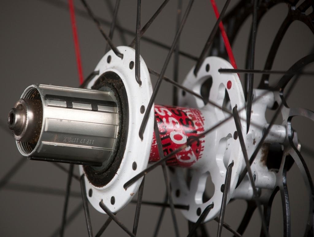 American Classic MTB Race 29 Tubeless rear hub detail