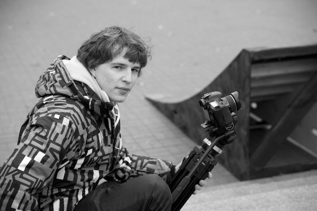 "Making of 'Dartmoor: Inside Story"" in Warsaw. Photo by Jan Kiliński/DirtItMore - http://facebook.com/DirtItMore"