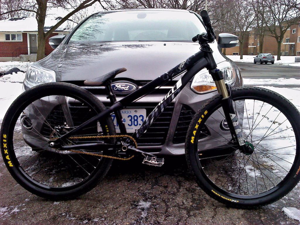 2013 p3 all dialed in for indoor riding this winter!
