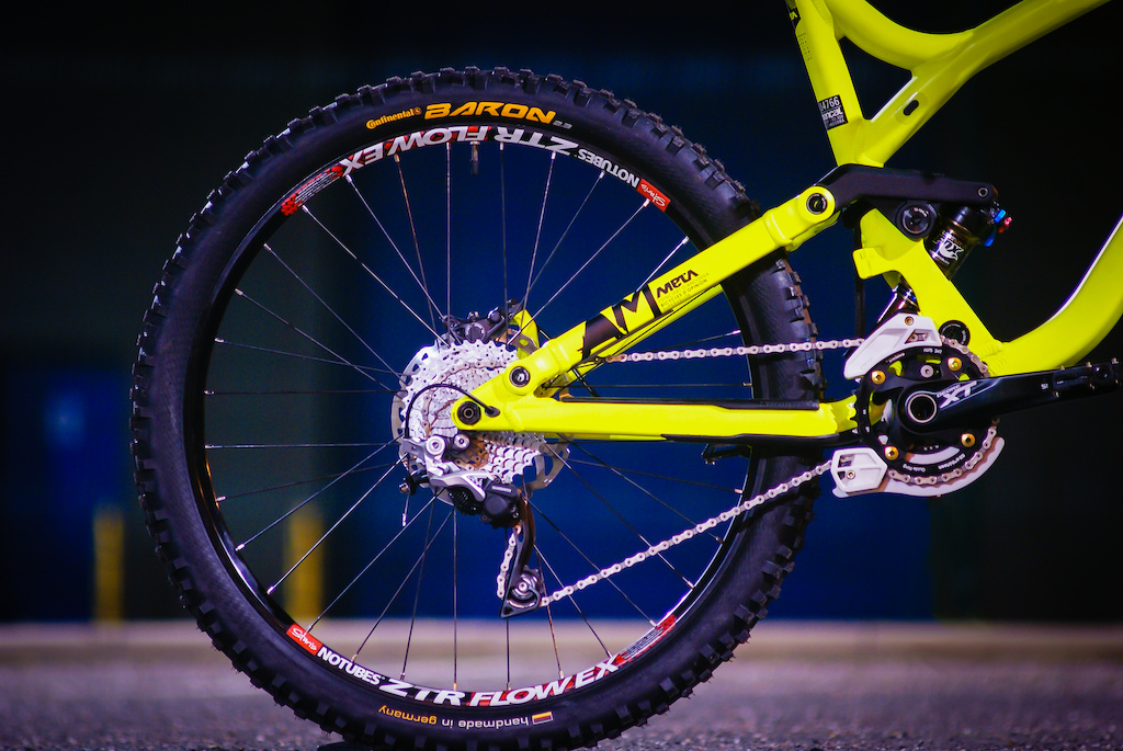 My new 2013 Commencal Meta AM VIP build (large)