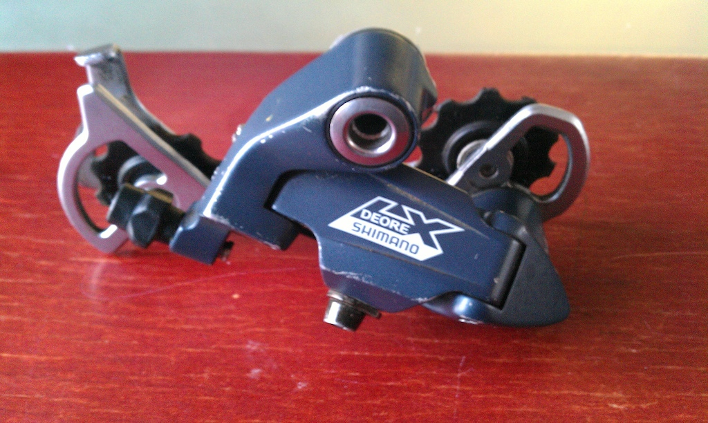 Deore LX rear mech 9speed
