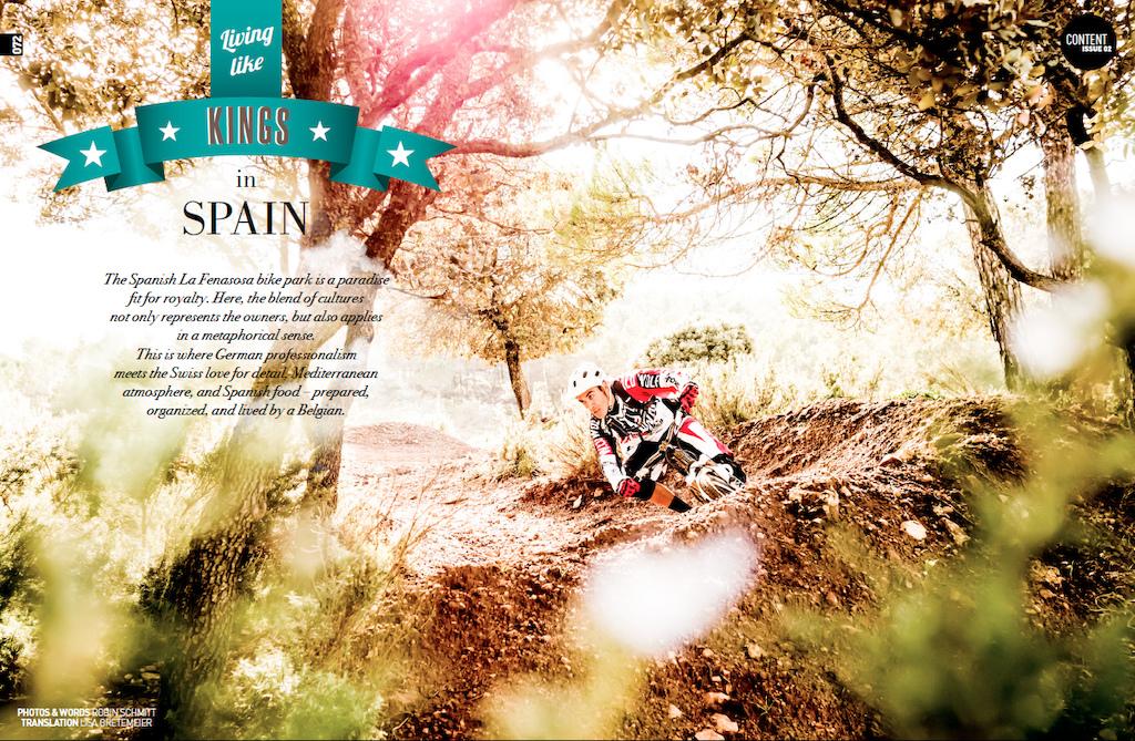 Bike Park La Fenasosa