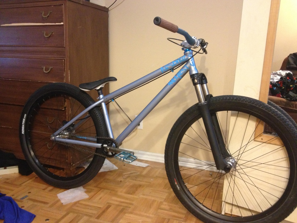 dirt jump bikes any bike welcome as long as its dj or street page