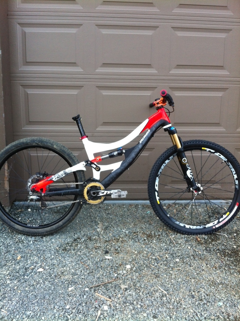 2012 Specialized SX Slopestyle For Sale