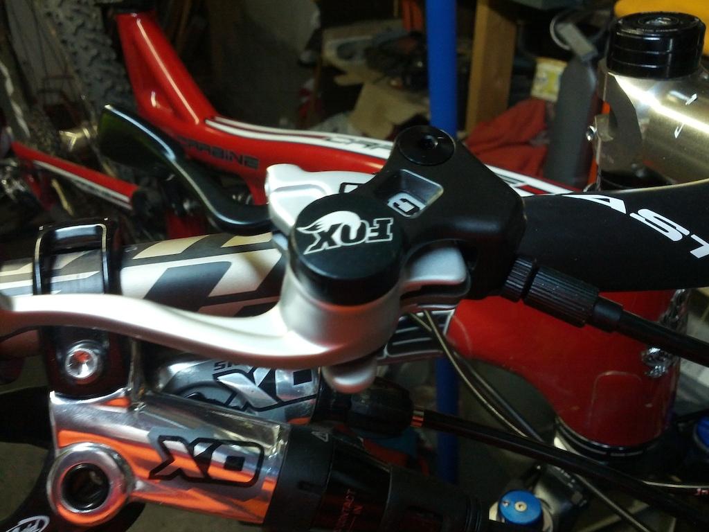Fox Racing CTD Ready!