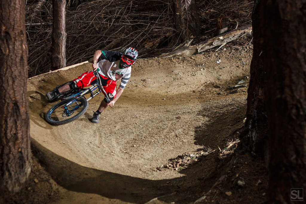 Slaying Vertigo berms