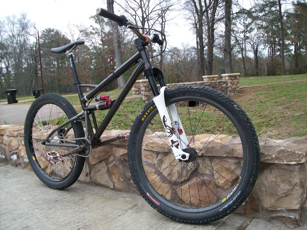 Stout SS Freeride/AM rig