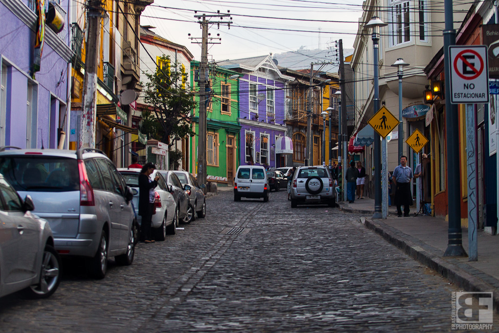 Parts of Valparaiso are a Unesco World Heritage site and are definitely worth visiting.