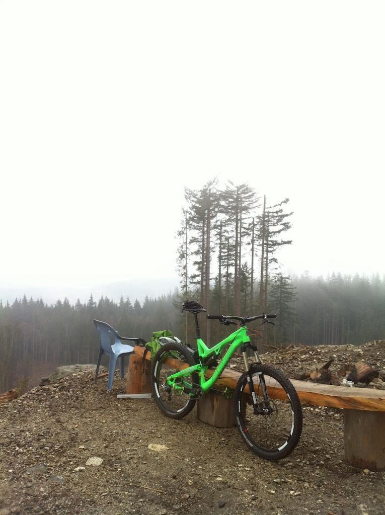Bear MTN Fog