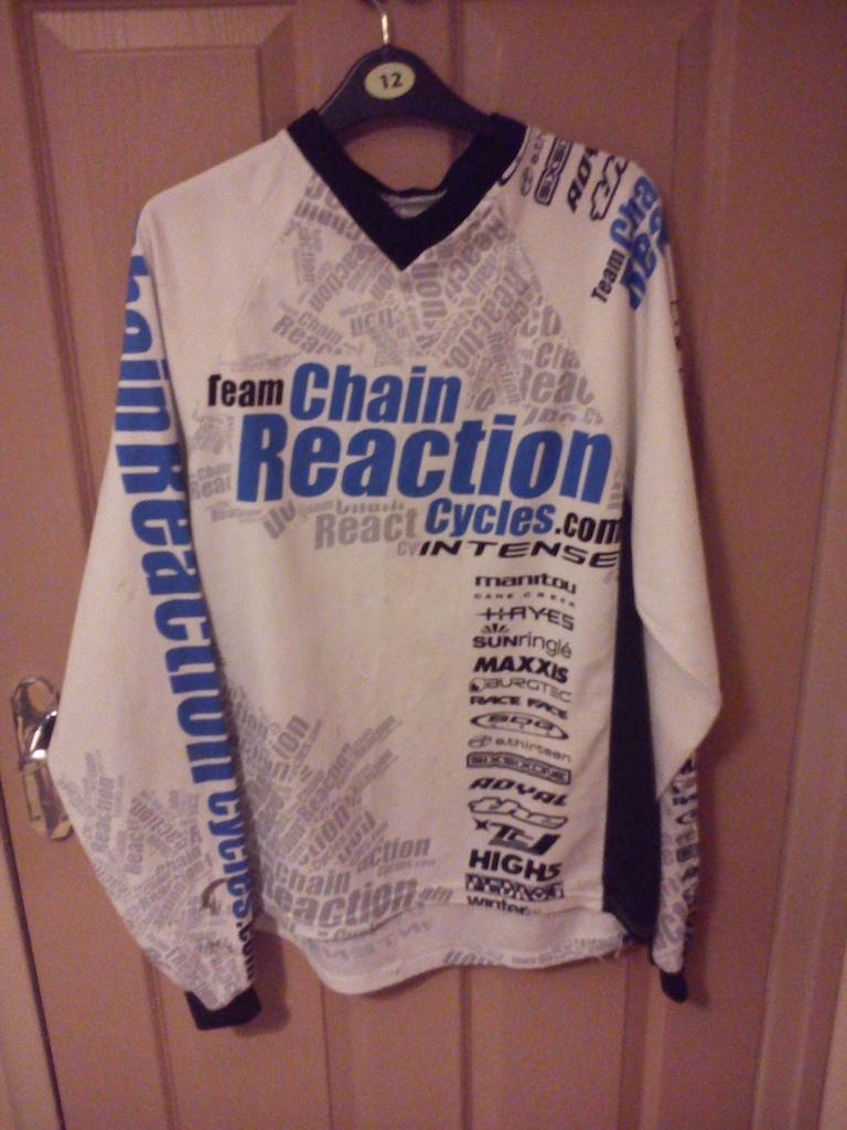 chain reaction race top
