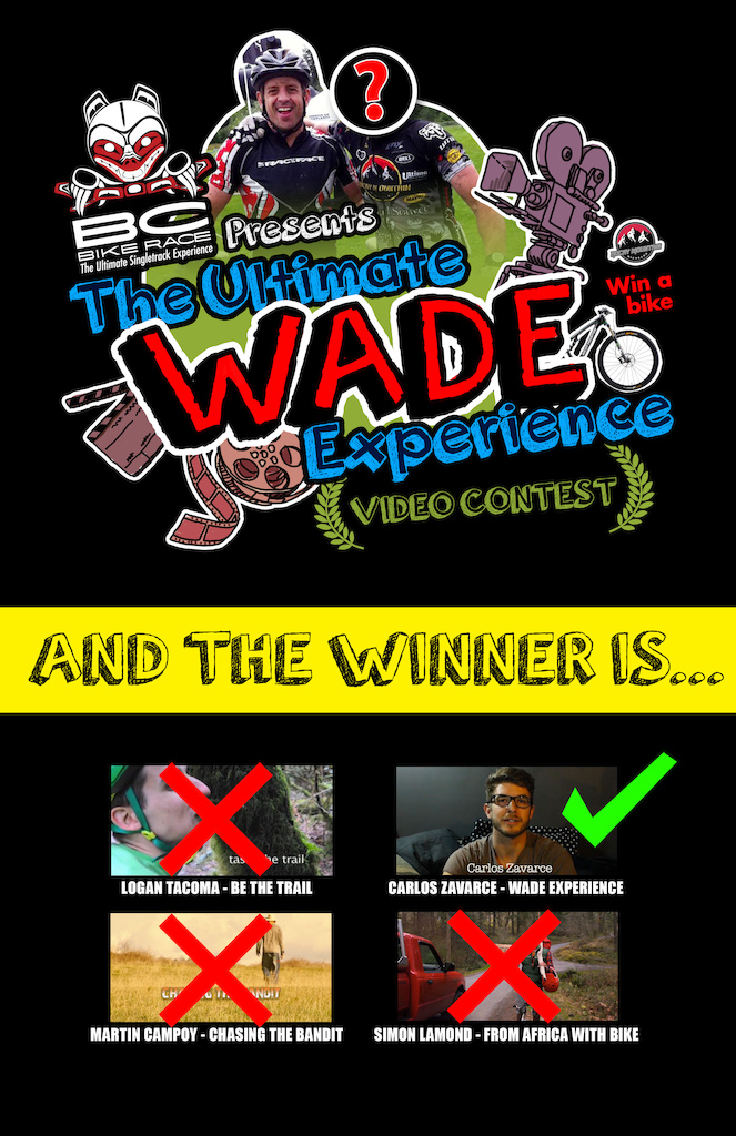 Poster for the Ultimate Wade Experience