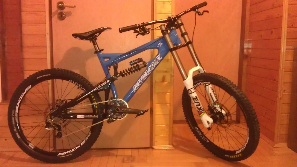 Santa Cruz Vp-Free