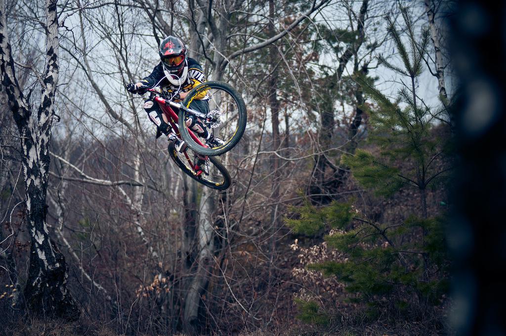 Spring riding :)