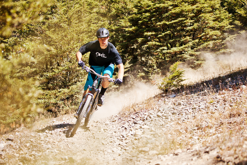 Cam Cole ripping up the Hogs Back Trail on his Yeti SP66 in the Craigieburn Reserve, Canterbury, New Zealand!
