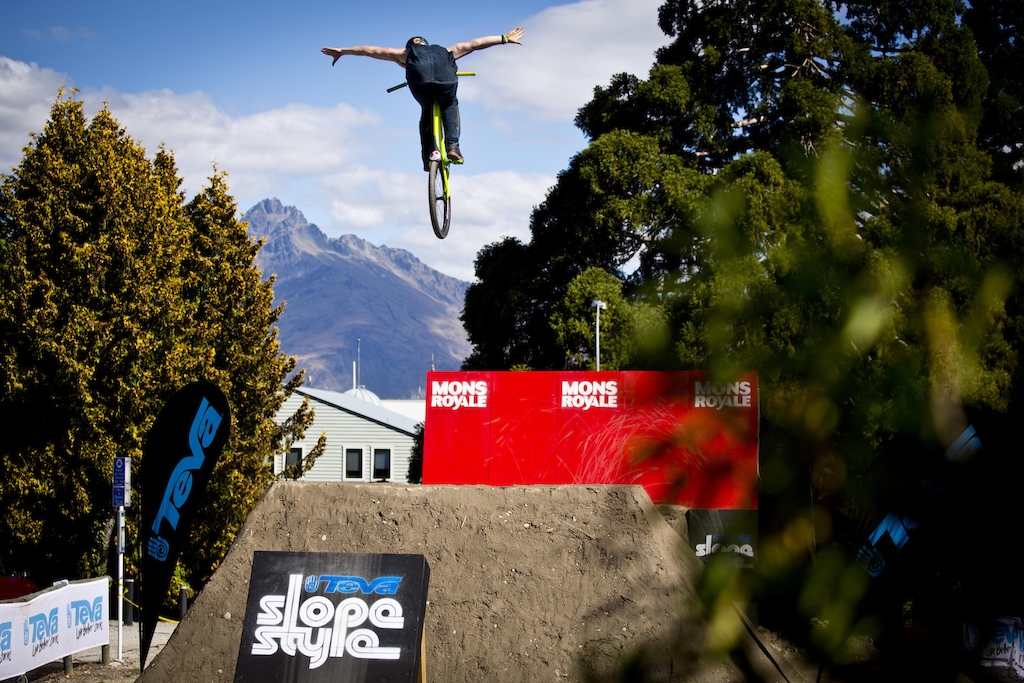 during the 2013 Queenstown Bike Festival New Zealand.