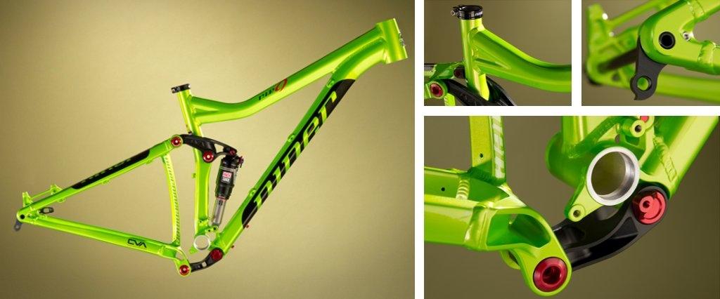 niner rip 9 2014 frame details
