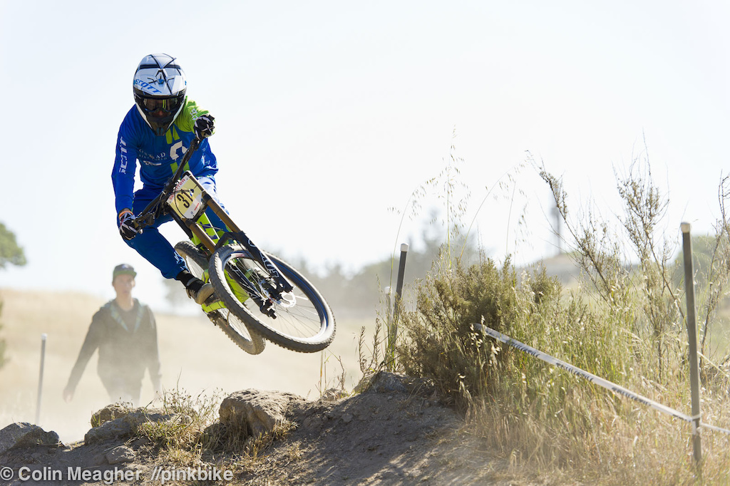 Patrick Thome moved on from Lapierre to Scott 11 after a solid season on the World Cup last year.