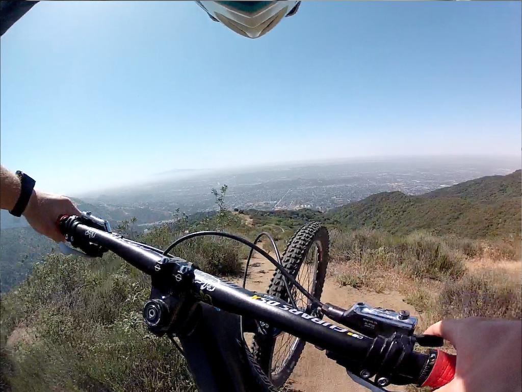 I'm on top of the world... hey! #imaginedragons  GoPro screenshot