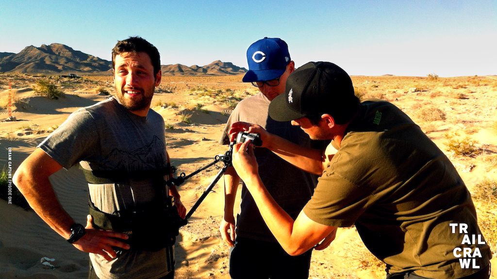 Action Cam by Sony Presents Dream Capture - Episode 1 Thomas Vanderham s Trail Crawl