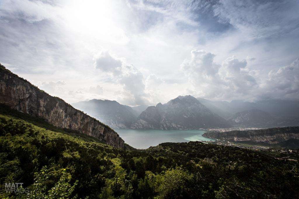Lake Garda. No caption necessary...
