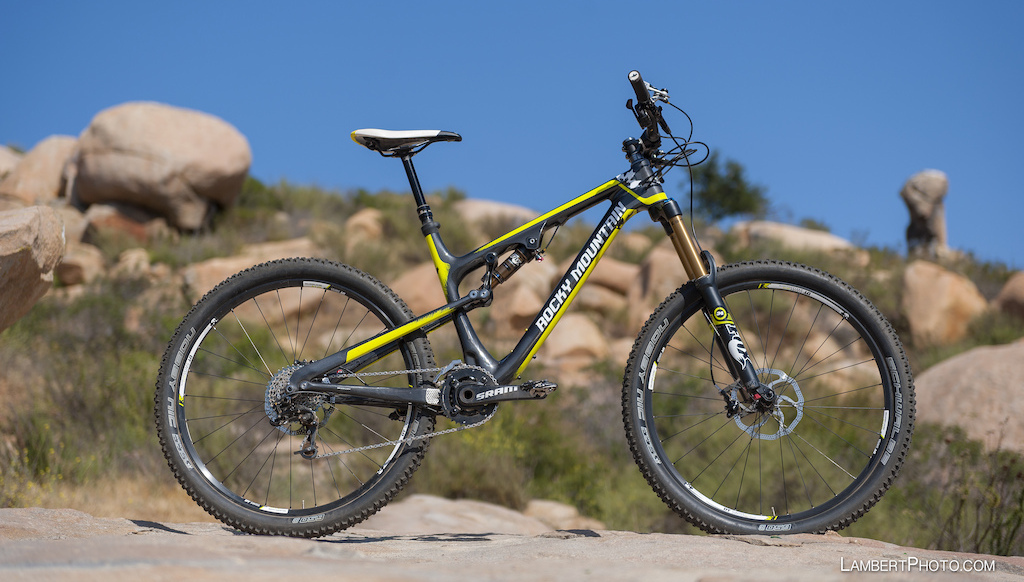 Rocky Mountain Altitude MSL Review Pinkbike - Altitude here