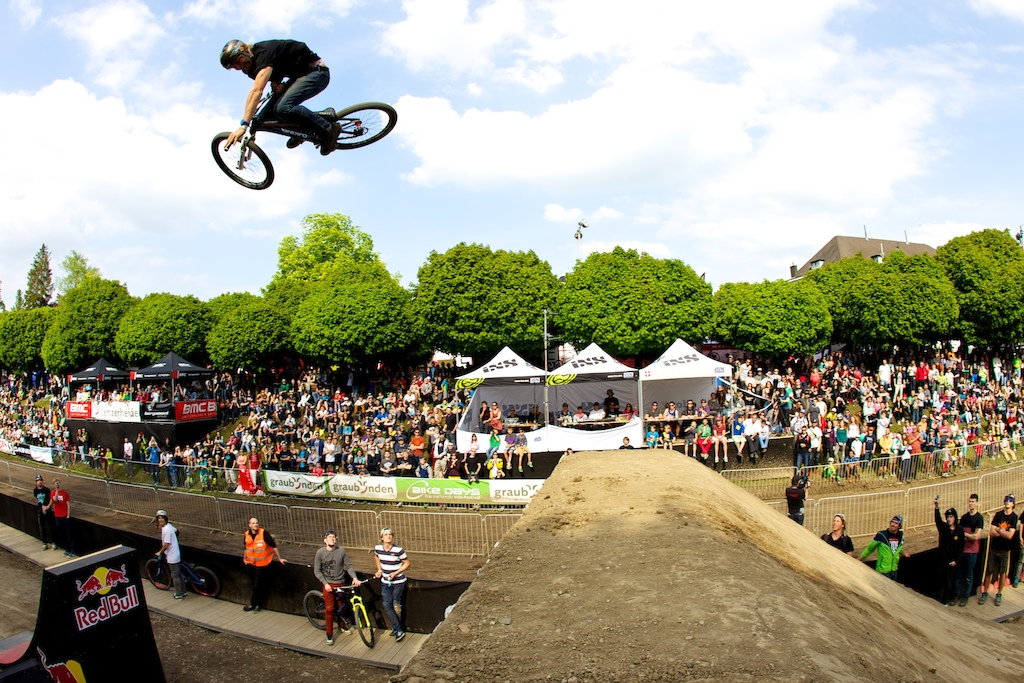 Copyright: Bike Days GmbH/Michael Suter. For editorial use in relation to Bike Days in Solothurn only. The copyright of the image remains to Bike Days GmbH.