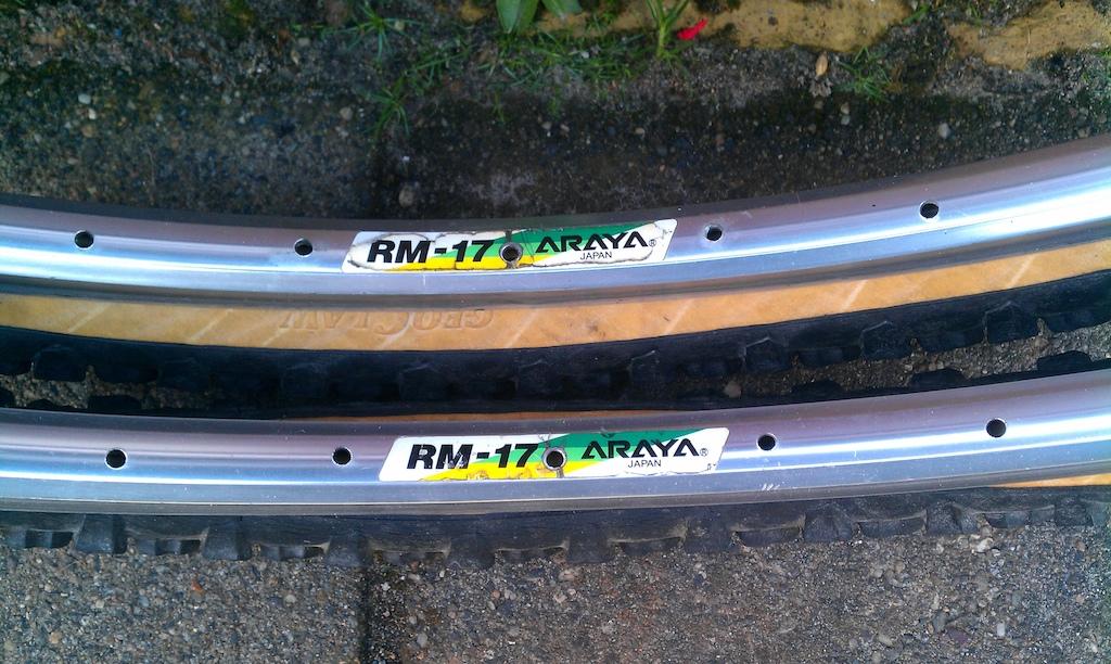 RM17's