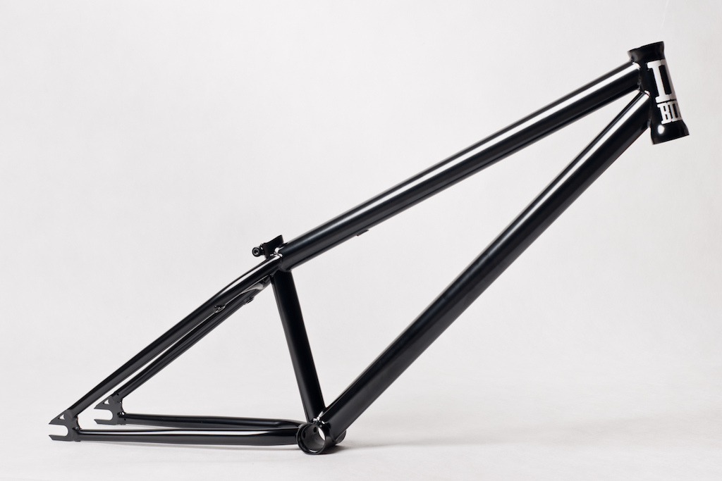 "New ILLBIKE Peanut 26"" Black 2013!!"