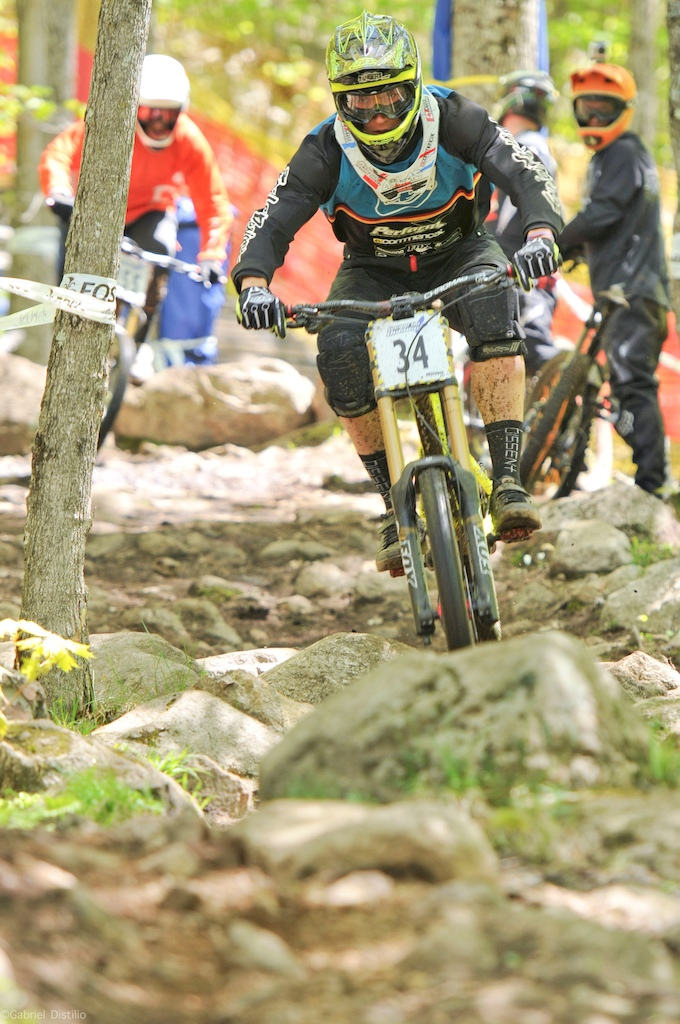2013 Canada Cup, Mont Tremblant