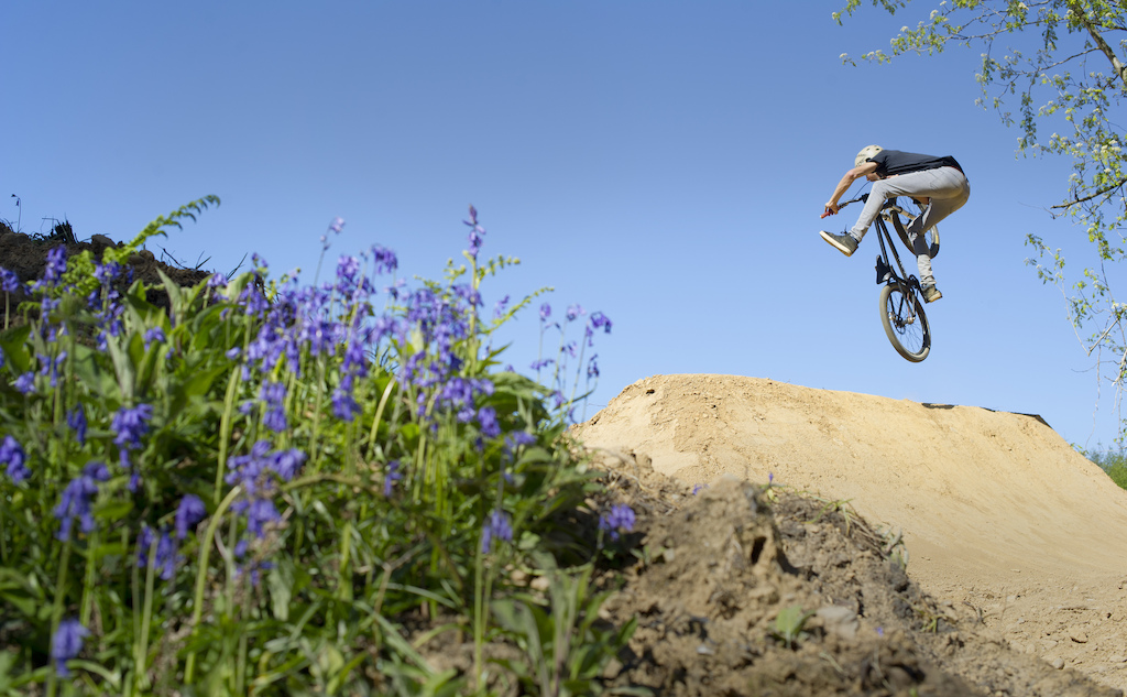 flat euro table from Ed perkin on the dual slalom track.