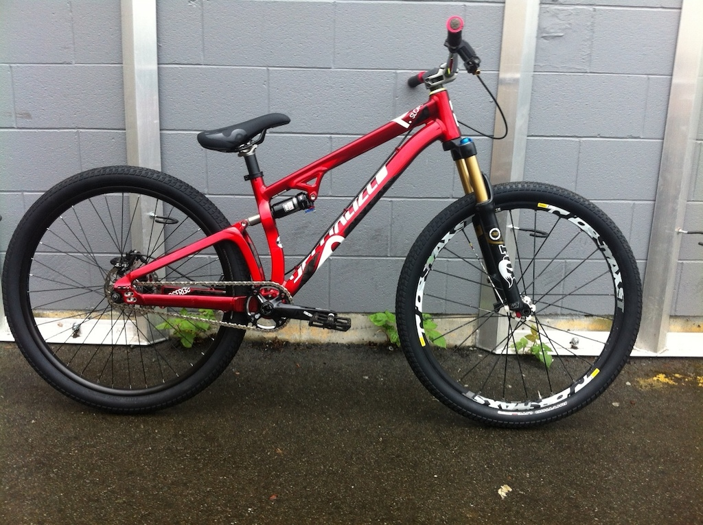 My New Custom Specialized P Slope