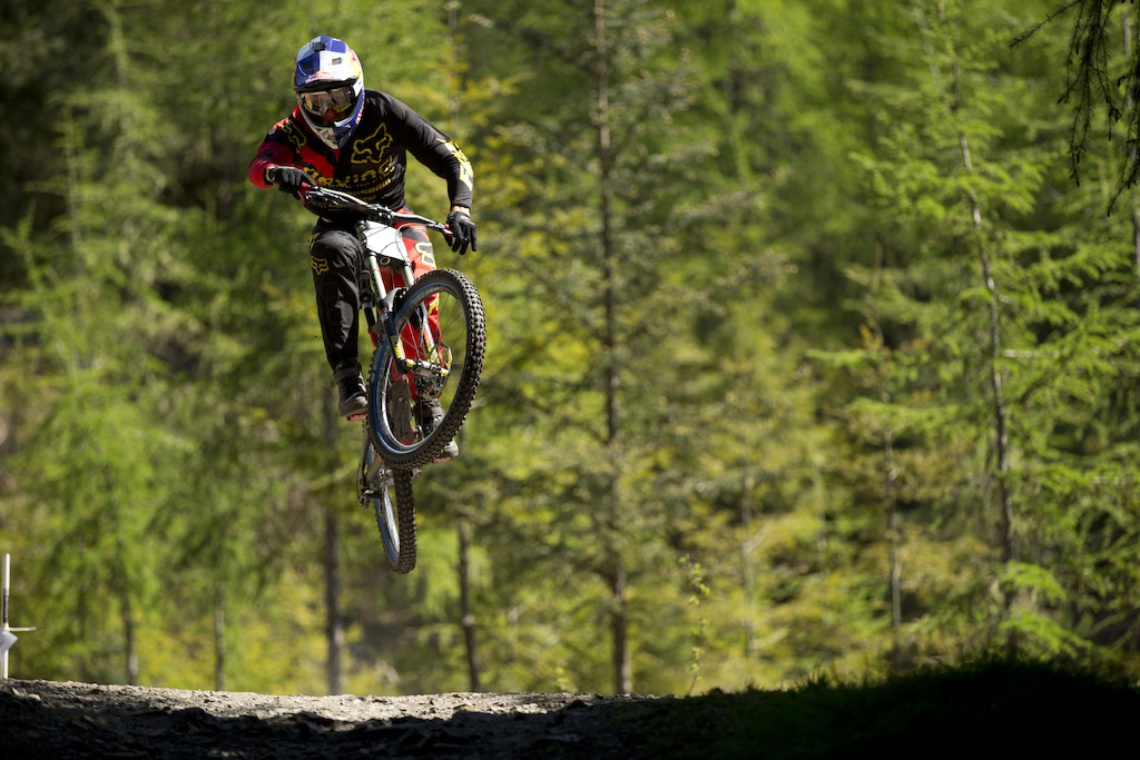 at the TweedLove Sweet Production Dual Slalom. - Image by Sven Martin