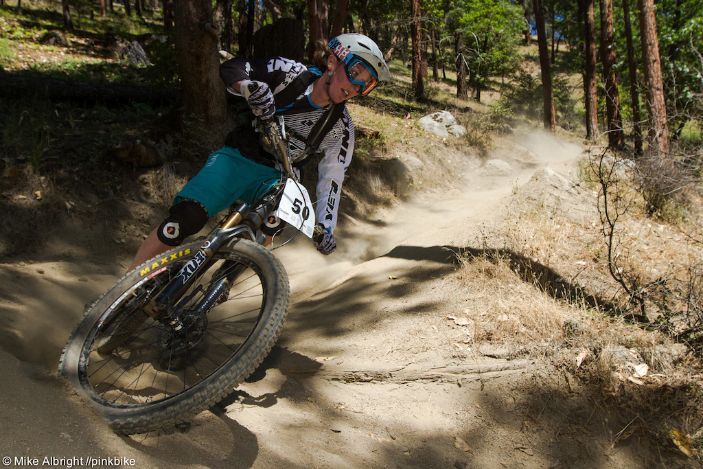 Rosara Joseph has been challenged on many different trails in Oregon by the best riders around and has continued to come out victorious.