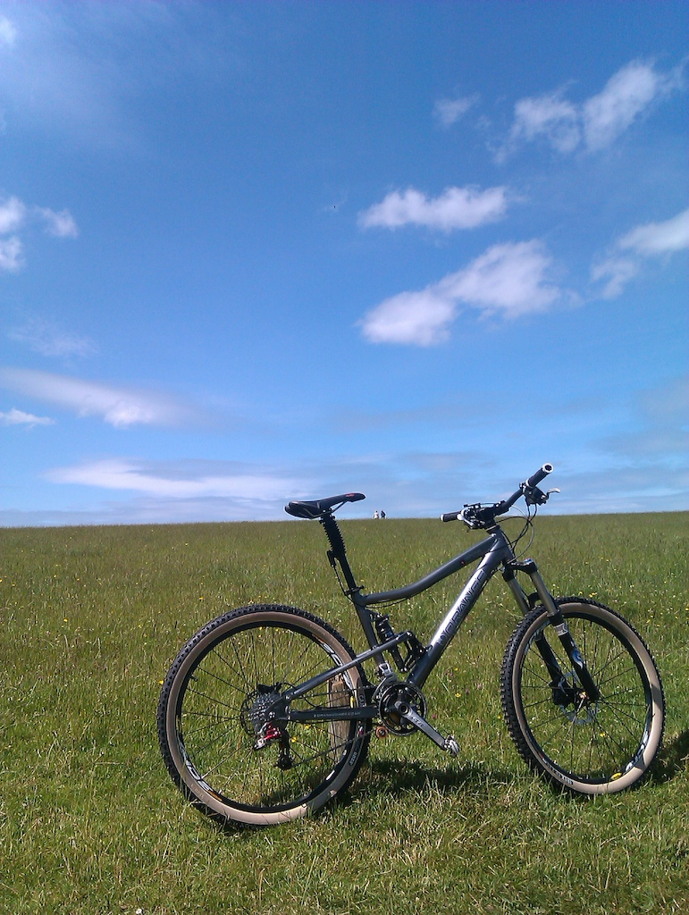 Sunny Saturday at Selsley Common