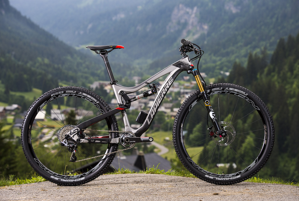 2014 Lapierre Bikes Zesty TR 929 E I