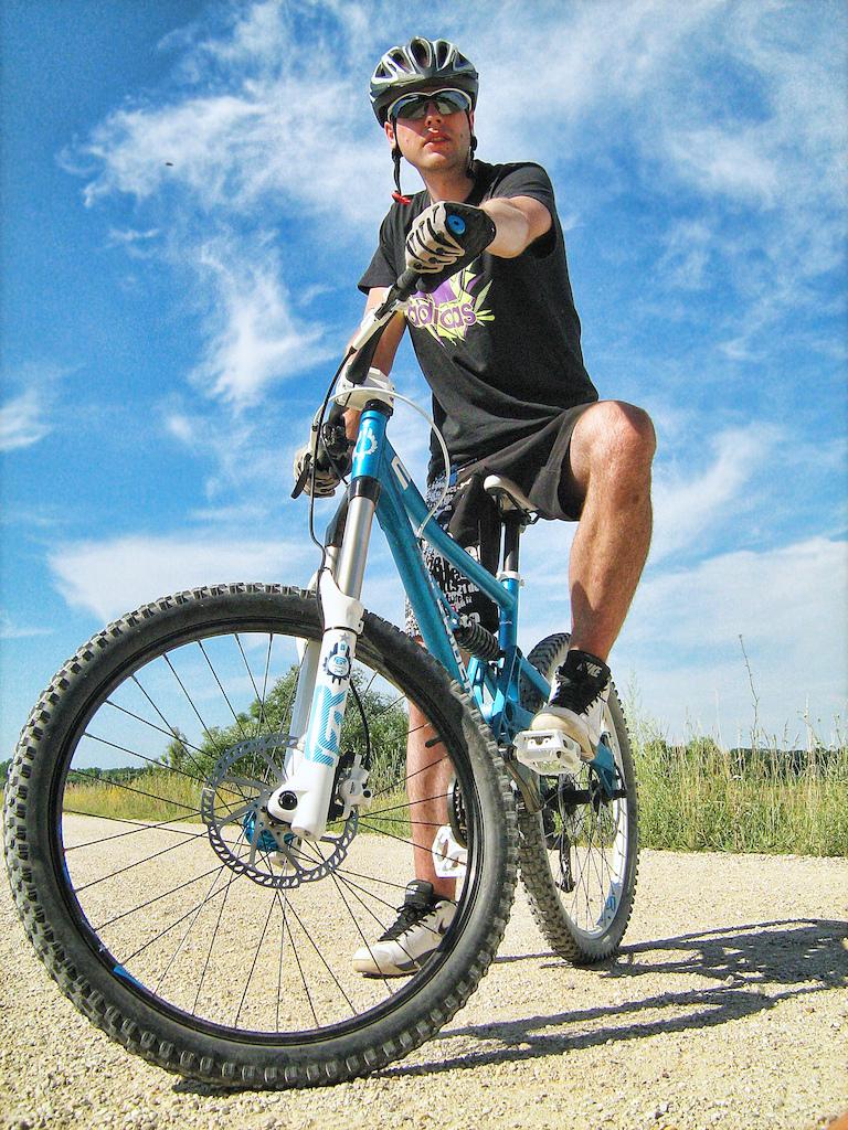 Rockrider FR 6