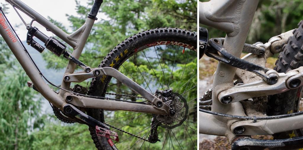 First Look: Prototype 2014 Kona Process 153 - Pinkbike