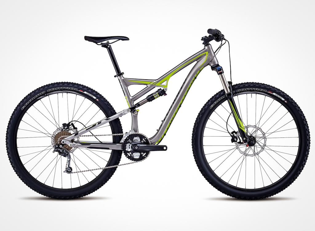 First Look Specialized 2014 Trail Bikes Pinkbike
