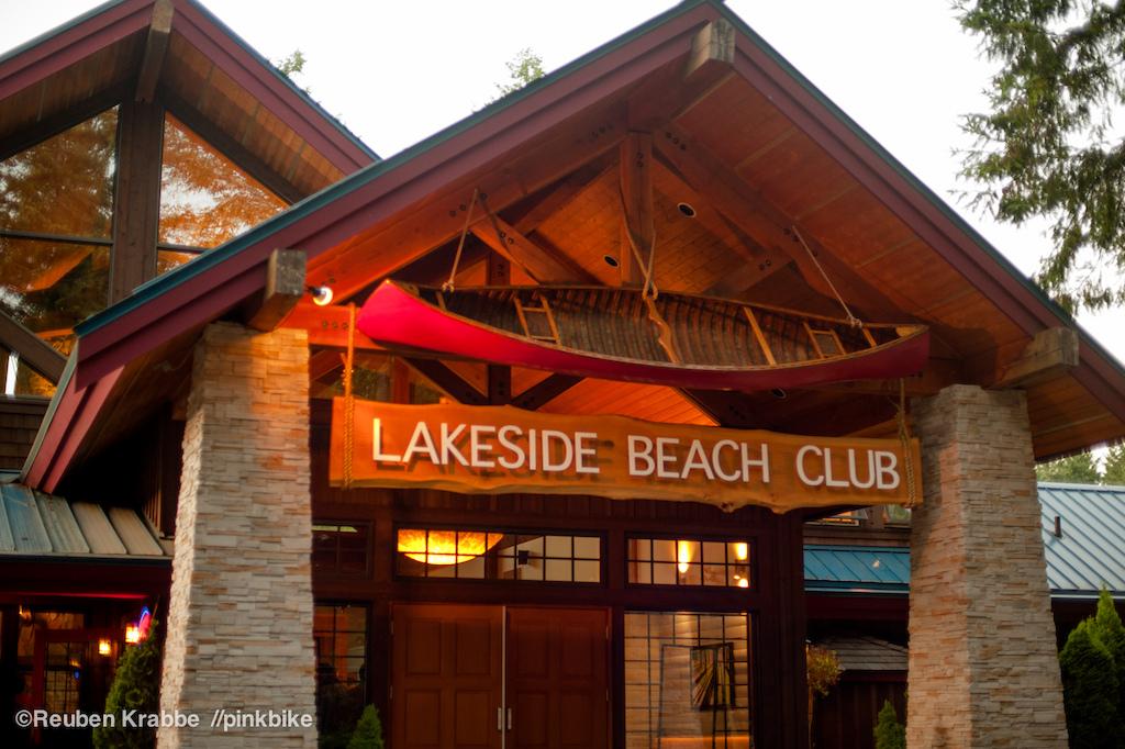 cultis lake s Lakeside beach club. good beer good food