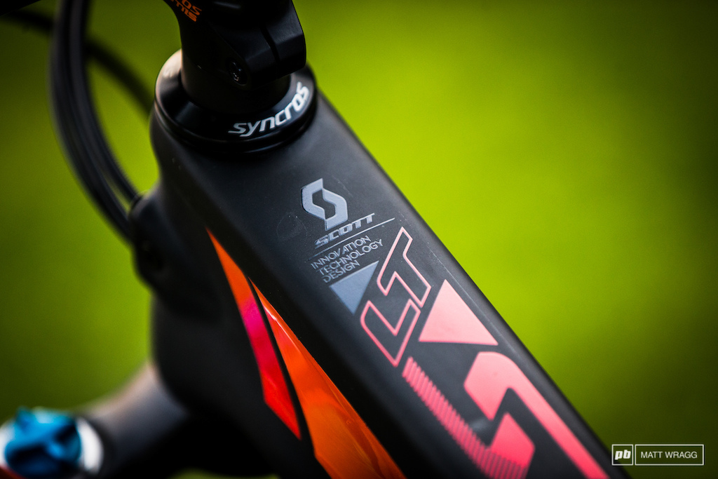 First Look: Scott Genius LT - Pinkbike