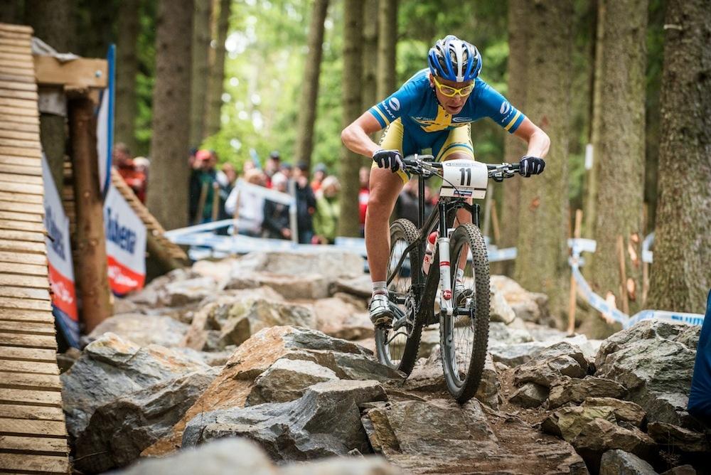 11 Lindgren Emil Giant Pro XC Team SWE