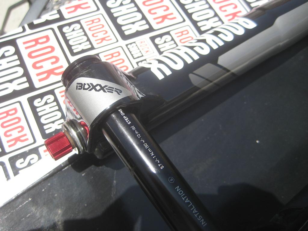 RockShox BoXXer 2013