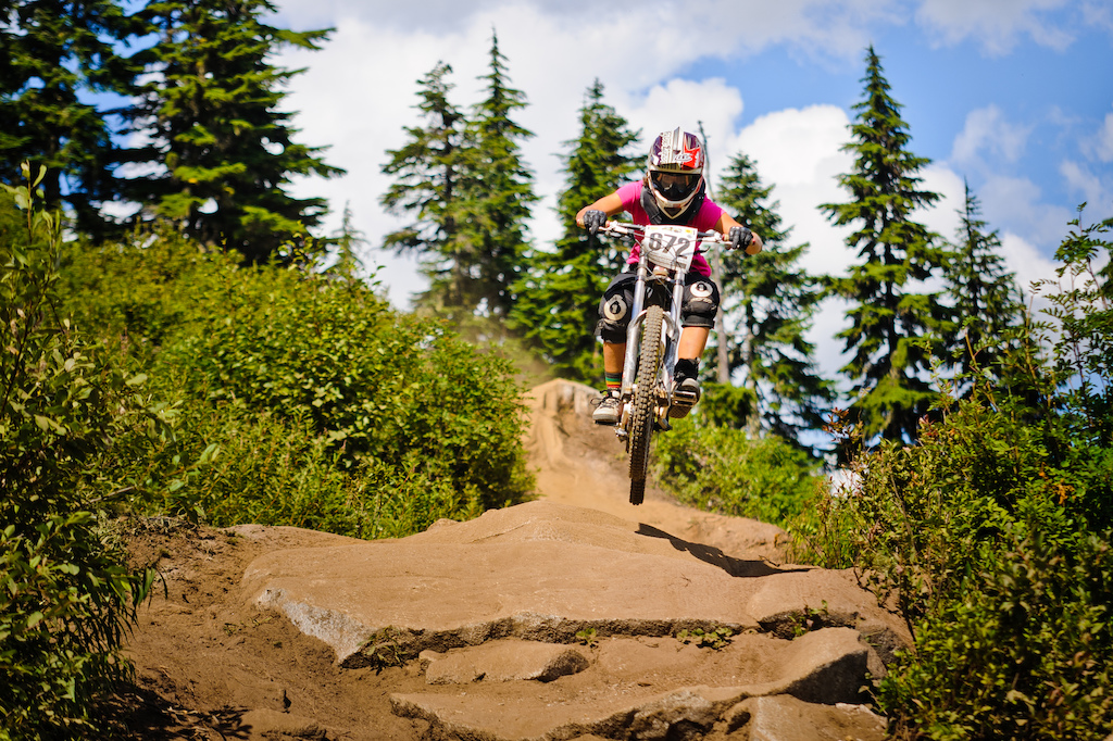 Cat 1 Race NW Cup#6 at Stevens Pass