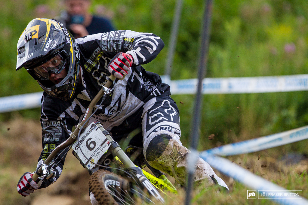 Remi Thirion destroyed it last week. Can he do it again this week.