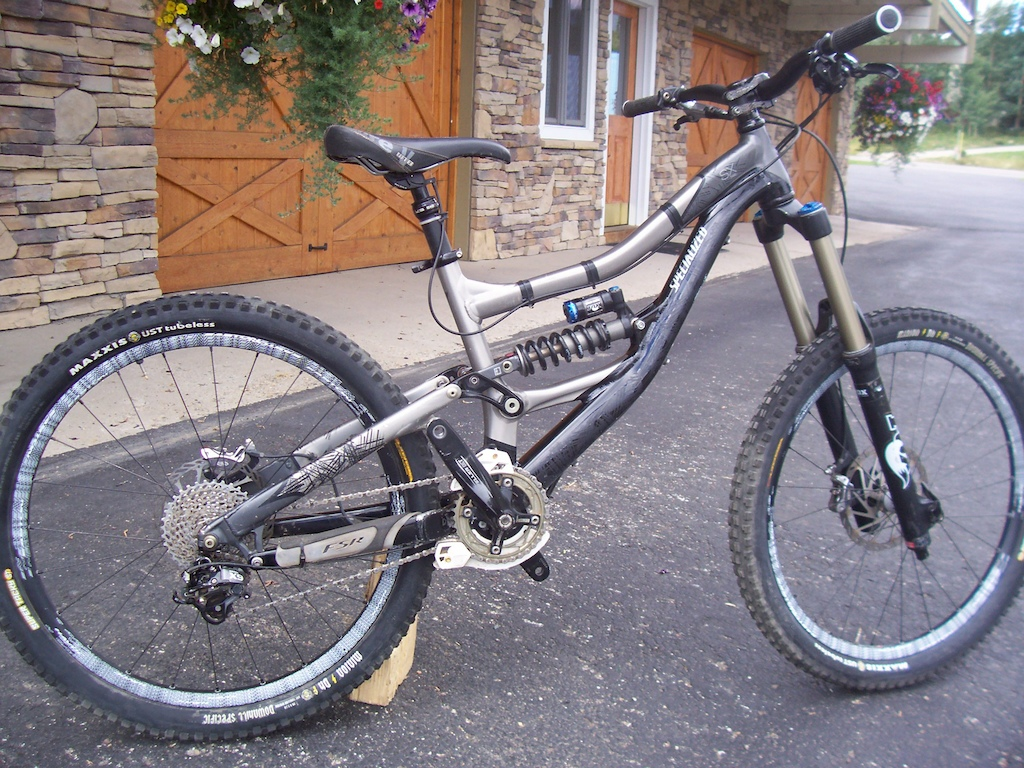 2011 Specialized SX Trail
