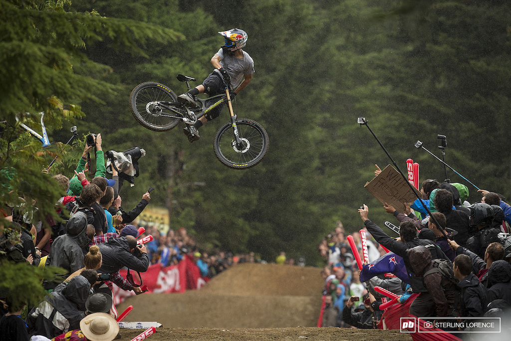 Bernardo Cruz at whip off championships crankworx 2013 whistler bc