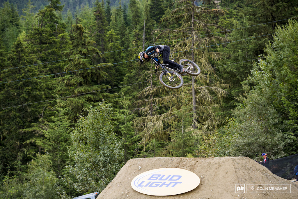 Kurt Sorge came with a full bag of tricks for a guy with a rep for big mountain riding vs a traditional slopestyle course. It s all stuff he s done before but he dusted it off for the Joyride.