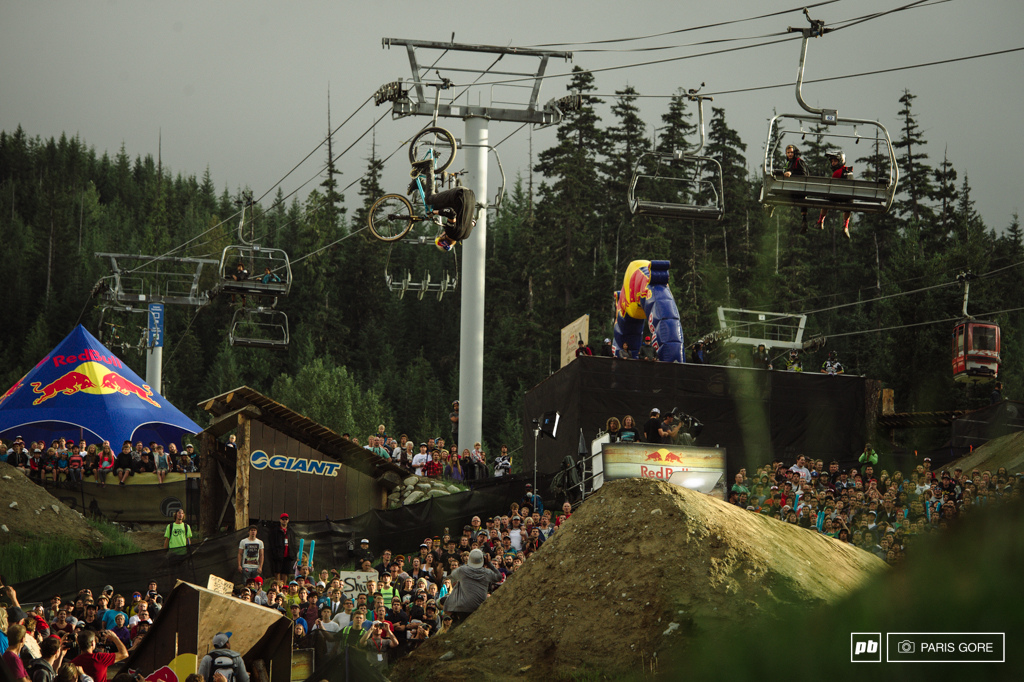 Paul Basagoitia remains the only man to repeat as slopestyle champion after Genon s day came to a close. He ll be back hungrier than ever.