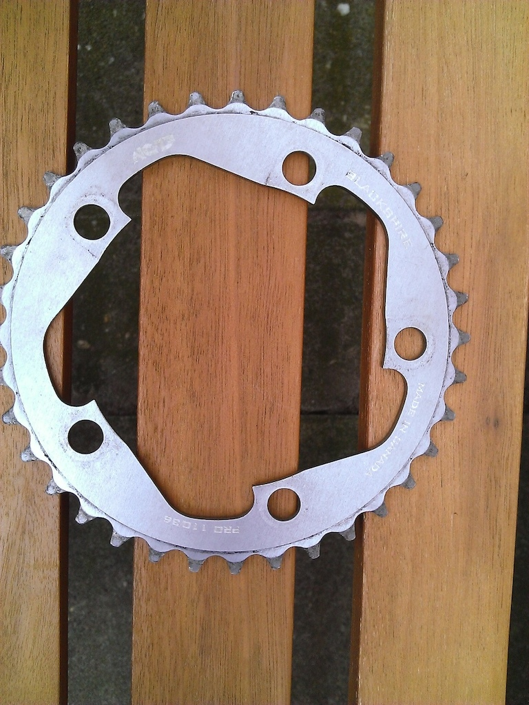 Blackspire 36-110 chainring